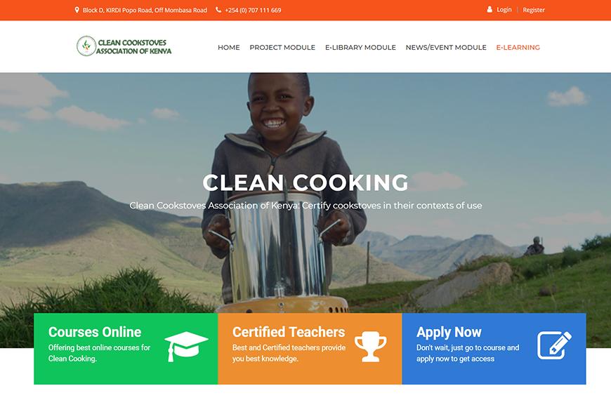 Clean CookStove Association of Kenya