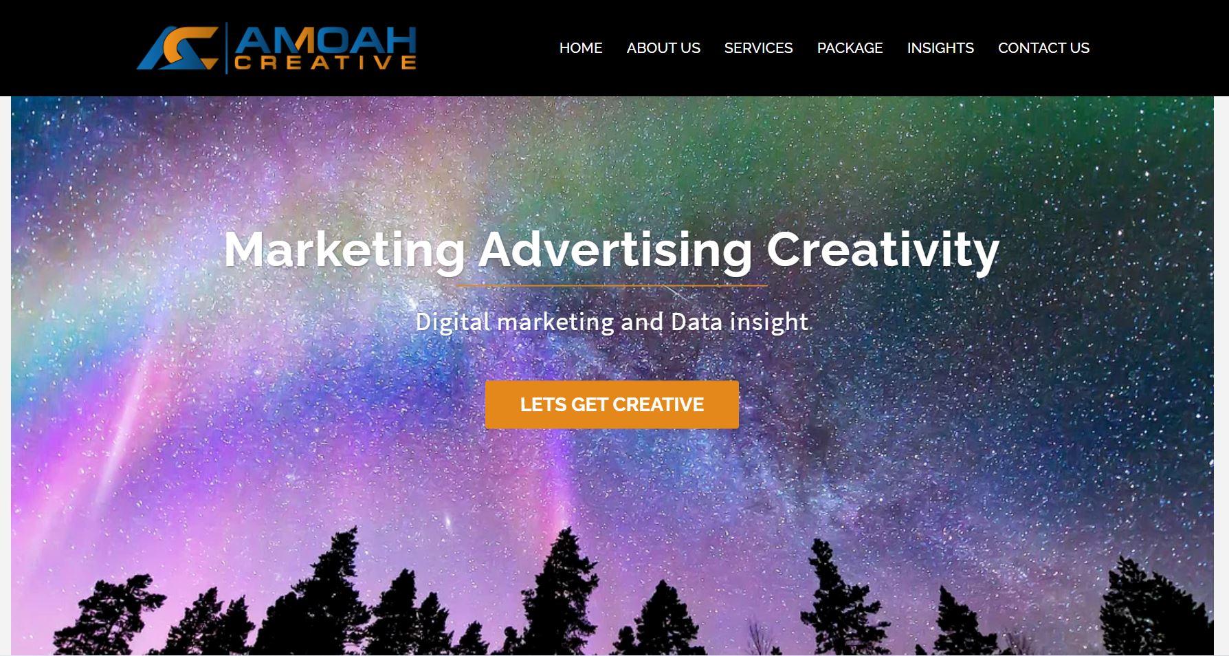 Amoah Creative Agency