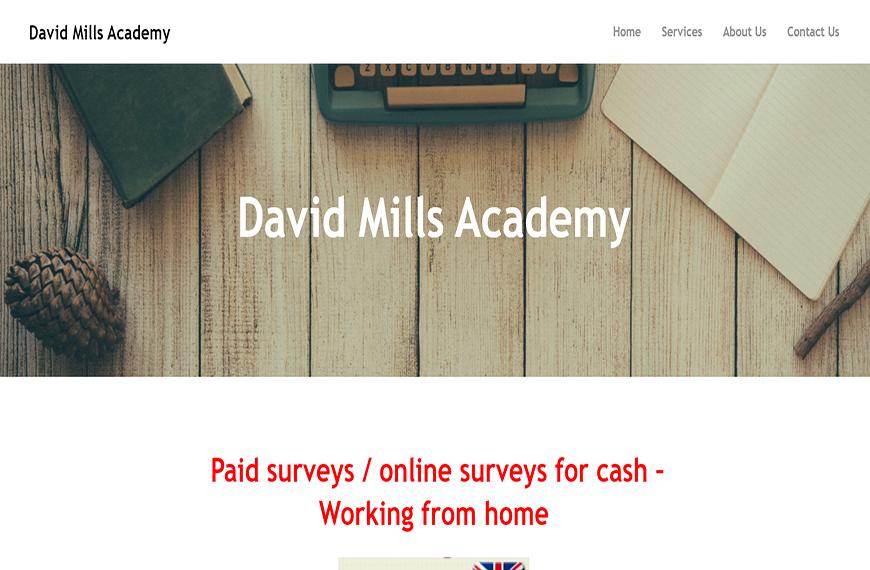 David Mills Academy